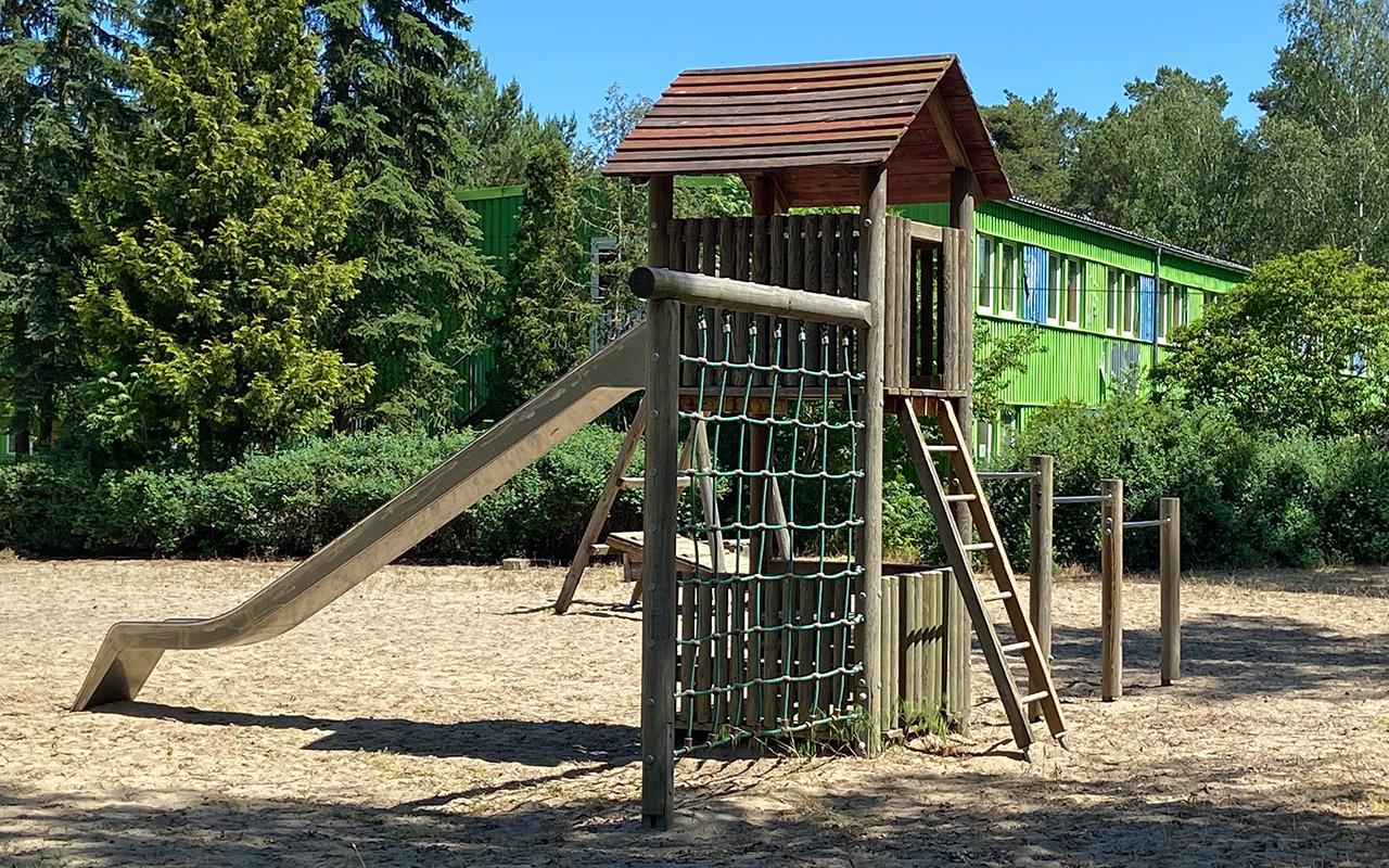 Spielplatz am Bettehaus
